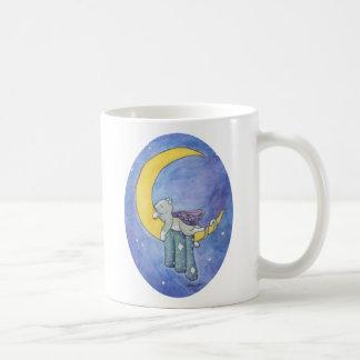 GoodNightOval, It's Not Really Morning Until I ... Mugs