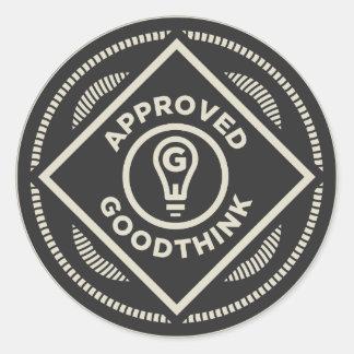 Goodthink Approved Sticker