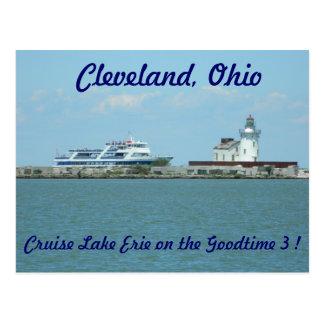 Goodtime (Cleveland, Ohio) Tour Postcard