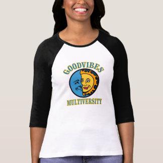GoodVibes Multiversity logo T-Shirt