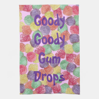 Goody Goody Gumdrops Hand Towels