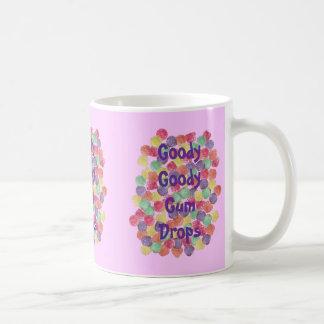 Goody Goody Gumdrops Classic White Coffee Mug