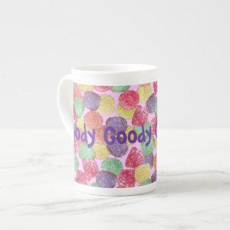 Goody Goody Gumdrops Bone China Mug