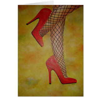 Goody Two Shoes Card