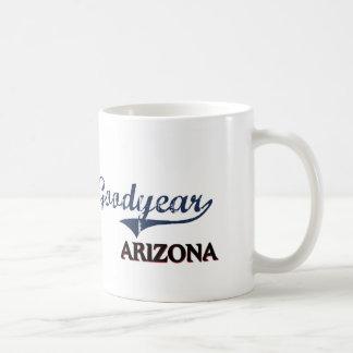 Goodyear Arizona City Classic Basic White Mug