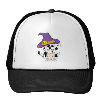 Goofkins Witchy  Cow Mesh Hats