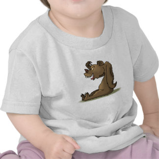 Goofy Bear T Shirt