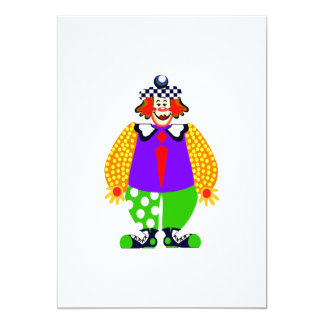 goofy clown custom announcement