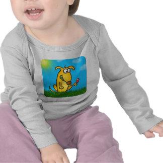 Goofy Dog Infant Shirt Tshirt