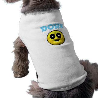Goofy Dork Face Doggie Tee