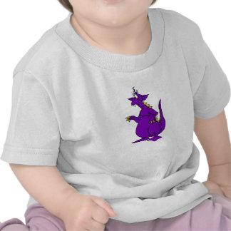 Goofy Dragon Guy Tees