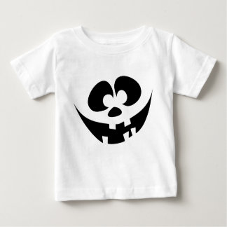 Goofy Funny Jack-o'-lantern face T-shirt