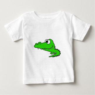 Goofy Gator Cartoon Tee Shirt