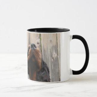 Goofy Gordon Setter Ceramic Mug