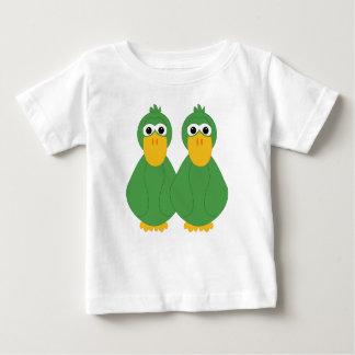 Goofy Green Ducks Tees