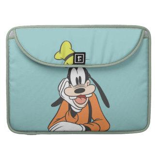 Goofy | Hand on Chin MacBook Pro Sleeve
