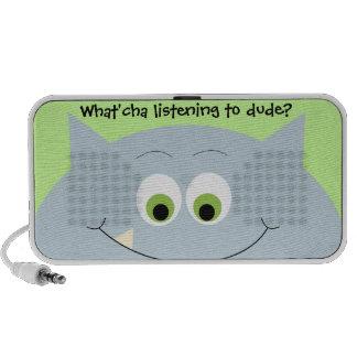 Goofy Monster Doodle Speaker