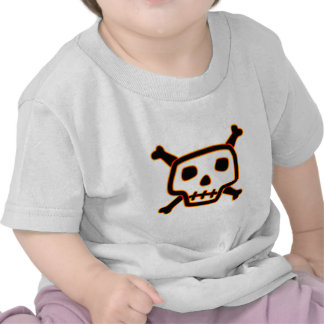 Goofy Skull & Bones Tshirts