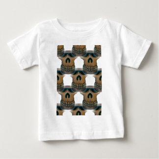 Goofy Skull Pattern T-shirts