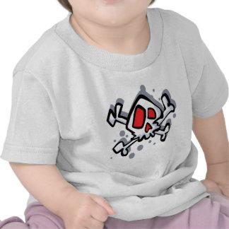 Goofy Skull T Shirts