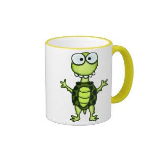 Goofy Turtle Mug
