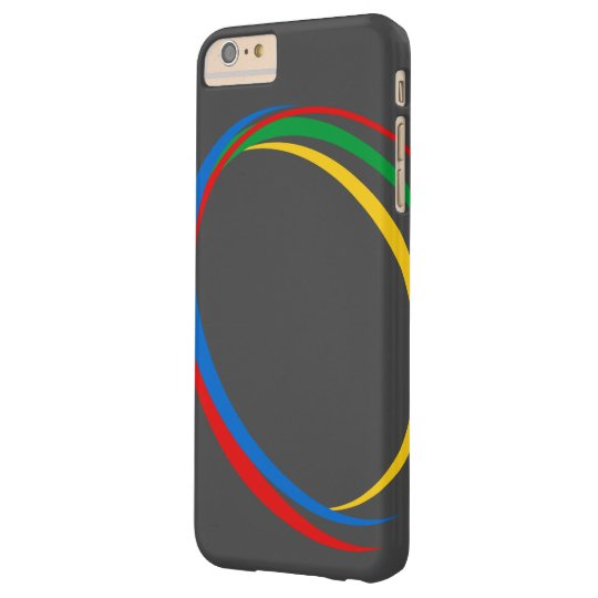 Google colours barely there iPhone 6 plus case