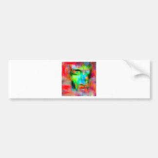 Google Glasses Bumper Stickers