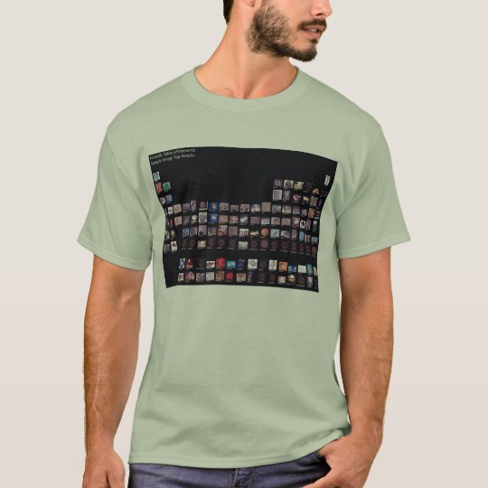 google periodic table T-Shirt
