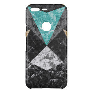 Google Pixel Case Marble Geometric Background G430