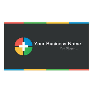 Google Plus Business Card
