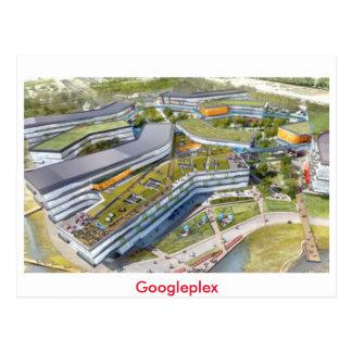 Googleplex Postcard