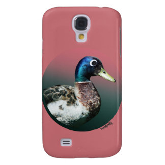'Googly Duck' Galaxy S4 Case