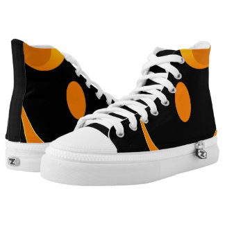 Googly Eyes High Top Shoes Unisex