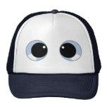 googly eyes mesh hats