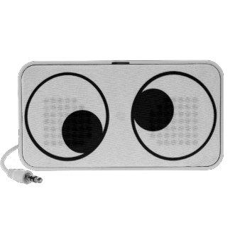 Googly Eyes Speakers