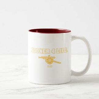 Gooner 4 Life Mug