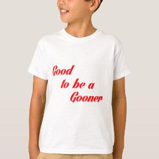 Gooner Tshirt