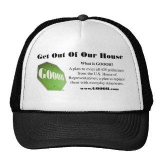 GOOOH trucker hat01 Trucker Hat