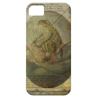 Goose and Frog's Easter Journey iPhone 5 Cover
