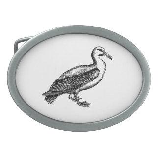 Goose Bird Collection Belt Buckle