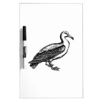 Goose Bird Collection Dry-Erase Whiteboard