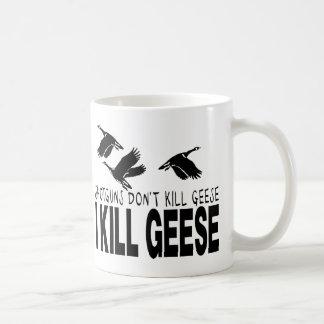 GOOSE HUNTING COFFEE MUG