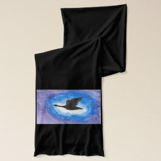 Goose In Flight Scarf