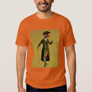 Goose in Green Regency Coat 3 Shirt