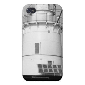 Goose Rocks Lighthouse Covers For iPhone 4