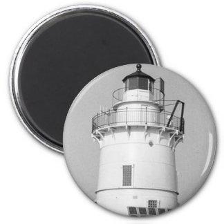 Goose Rocks Lighthouse Fridge Magnet