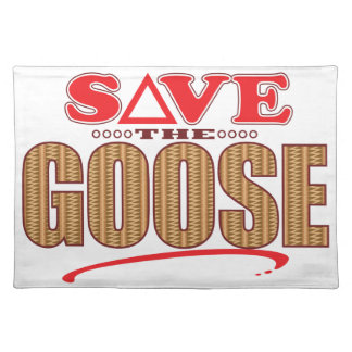 Goose Save Placemat