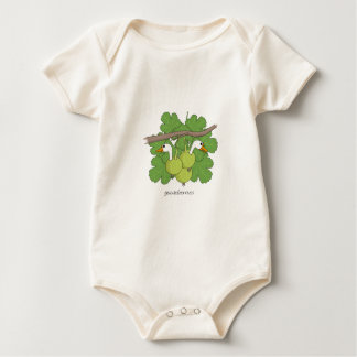 Gooseberries Baby Bodysuit