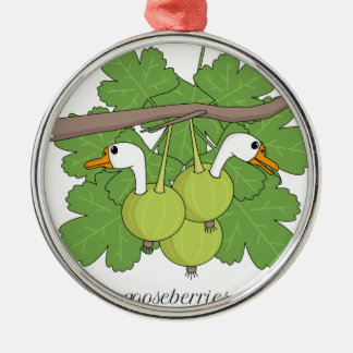 Gooseberries Christmas Ornament