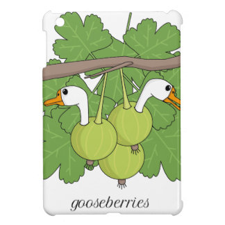 Gooseberries Cover For The iPad Mini